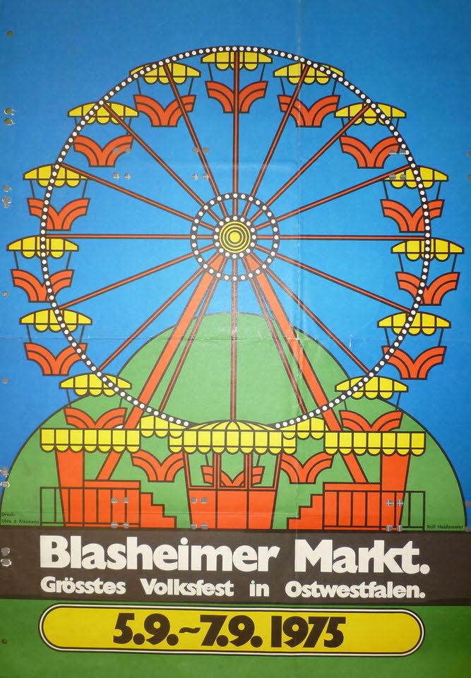 Blasheimer Markt 1975
